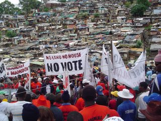 No Land No House No Vote Photo
